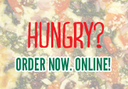 Order online. Right now!